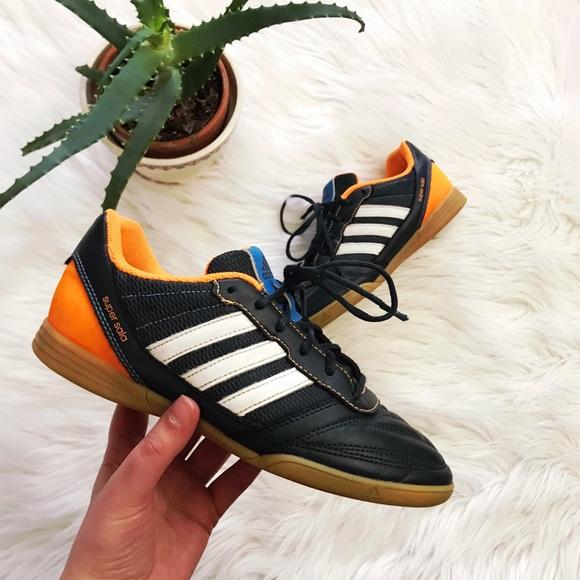 Adidas Boys Super Sala Coperta Di Formatori Poshmark Calcio